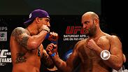 Ben Rothwell earned his first UFC knockout when he connected with a left hook against Brendan Schaub at UFC 145. Don't miss Rothwell vs. Junior Dos Santos on April 10 at Fight Night Zagreb.