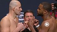 Watch the official weigh-in for UFC Fight Night: Teixeira vs Evans.