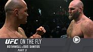In the final episode of UFC On the Fly, the main event fighters take us on a tour around Zagreb City Centre, the press get up close and personal with fighters at Media Day and we take a ride with the athletes as they head to the Zagreb Arena to weigh in.