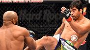 Lyoto Machida and Dan Henderson seek to further their Hall of Fame credentials in a rematch of a closely contested bout in 2013. Henderson readies for battle at his Temecula ranch. In nearby LA, Karate master Machida surrounds himself with family.