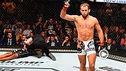 Add another knockout victory to the resume of Mairbek Taisumov. Taisumov KO'ed Damir Hadzovic in the first round at Fight Night Zagreb, giving him four consecutive knockout victories in the UFC.
