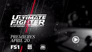 Don't miss The Ultimate Fighter: Season 23 featuring light heavyweight and strawweight fighters, as well as coaches Joanna Jedrzejczyk, strawweight champion, and No. 1 contender Claudia Gadelha on FS1 beginning on April 20.