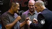 Dan Henderson won his third fight in a row when he knocked out Michael Bisping at the historic UFC 100 event. Don't miss Henderson take on Lyoto Machida in the co-main event at Fight Night Tampa on April 16.
