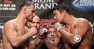 In his third appearance in the Octagon, Stipe Miocic remained unbeaten after knocking out Shane Del Rosario at 146. Watch Miocic fight for the heavyweight belt against Fabricio Werdum at UFC 198 on May 14.