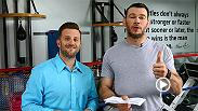 UFC.com insider Forrest Griffin and host Matt Parrino look ahead to Fight Night Tampa and how Rashad Evans, Glover Teixeira, Rose Namajunas and more can move in rankings off a win. Also, Junior Dos Santos and Derrick Lewis make noise in Zagreb.