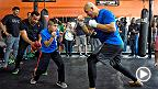 Fight Night Tampa: Open Workout Highlights