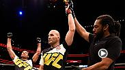 "Glover Teixeira landed the knockout blow against Rashad Evans and then went on to call out Anthony ""Rumble"" Johnson inside the Octagon at Fight Night Tampa while talking to UFC commentator Joe Rogan."