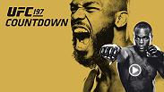 UFC 197 Countdown goes inside the training camps of these driven athletes as they prepare for their Las Vegas date with destiny. Former UFC light heavyweight champion Jon Jones trains for his Octagon return, an interim title bout vs. Ovince Saint Preux.