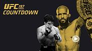 UFC 197 Countdown goes inside the training camps of these driven athletes as they prepare for their Las Vegas date with destiny. Wrestling gold medalist Henry Cejudo looks to dethrone dominant flyweight titleholder Demetrious Johnson.