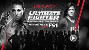 For the first time ever light heavyweight men and strawweight women will compete on The Ultimate Fighter. But first they must face off in 16 elimination fights to get into the house. Watch the premiere episode tonight on FS1 at 10pm/7pm ETPT.