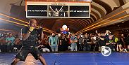 Watch the highlights from the UFC 197 open workouts, featuring stars Jon Jones, Ovince Saint Preux, Demetrious Johnson and Henry Cejudo. Don't miss UFC 197 on April 23 live on Pay-Per-View.