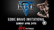 EBI creator Eddie Bravo introduces his new jiu-jitsu tournament format, which features a format that requires a submission to win the fight. Don't miss the event on April 24 and live on FIGHT PASS.