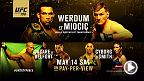 UFC 198: Werdum vs Miocic - Big Stars, Epic Card