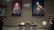 In the second episode of The Ultimate Fighter, the feud between coaches Joanna Jedrzejczyk and Claudia Gadelha reaches an all-time high.