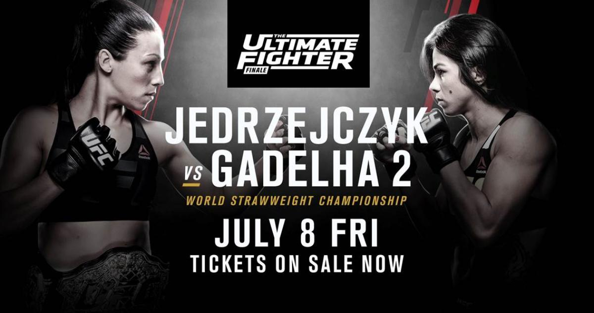 The Ultimate Fighter 23 Finale...
