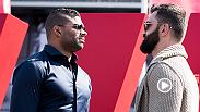 The main event stars of Fight Night Rotterdam, Alistair Overeem and Andrei Arlovski, face-off in Rotterdam. Don't miss the action on Sunday on FS1 2pm/11am ETPT.