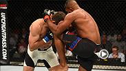 Alistair Overeem continued his winning streak at Fight Night Rotterdam. Overeem knocked out Andrei Arlovski in the second round in front of his home fans.