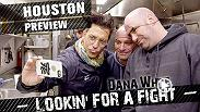 The guys head to Houston for a trip like no other. They attempt to cowboy up on horseback and then upgrade to bull riding. They also meet up with former boxing champion George Foreman, make a batch of guacamole and check out a prospect at a local fight.