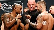 Cody Garbrandt earned a knockout victory in his UFC debut. Garbrandt defeated Marcus Brimage at UFC 182. Don't miss him headline Fight Night Las Vegas against Thomas Almeida on May 29.