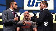 No. 1 heavyweight contender Stipe Miocic believes it's his time to rise to the top of the division and he plans to take out current champion and all-time great Fabricio Werdum at UFC 198 to prove it. Hear UFC commentator Joe Rogan preview the bout.