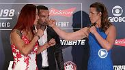 Cris Cyborg makes her UFC debut against Leslie Smith at UFC 198 in Curitiba, Brazil. UFC commentator Joe Rogan breaks down and previews the bout going down live on Pay-Per-View Saturday night.