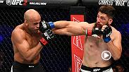 Bryan Barberena said he is used to being the underdog. At UFC 198 he earned another victory and handed Warlley Alves his first loss with a unanimous decision victory in Brazil.