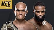 UFC Minute host Lisa Foiles previews the UFC's newest announced Pay-Per-View: UFC 201: Lawler vs. Woodley. Robbie Lawler will defend his welterweight title for the third time at UFC 201 in Atlanta, Georgia on July 30.