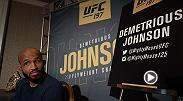 Watch the UFC 199 Q&A with Demetrious Johnson live from The Forum in Los Angeles, California on Saturday, June 4 at 9am NZST.