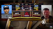 Just after the bout was officially announced, UFC middleweight champion Luke Rockhold and brand new No. 1 contender Michael Bisping appeared on FS1's UFC Tonight and the war of words kicked off in a big way ahead of UFC 199.