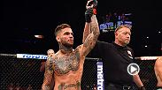 UFC bantamweight Cody Garbrandt heads back to his hometown of Uhrichsville, Ohio to train with his old wrestling squad. Garbrandt takes on Thomas Almeida in a massive battle of future title contenders in Las Vegas Sunday night.