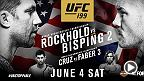 UFC 199: Rockhold vs. Bisping 2 Media Conference Call