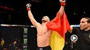 No. 10-ranked welterweight fighter Tarec Saffiedine is hoping to become the pride of Belgium. Saffiedine takes a big step in that direction on Sunday when he takes on Rick Story at Fight Night Las Vegas.