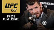 Watch the UFC 199 pre-fight press conference with the stars of UFC 199 on Thursday, June 2 at 4pm/1pm ETPT live from The Forum in Los Angeles, California.
