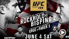 Watch the UFC 199 pre-fight press conference with the stars of UFC 199 on Friday, June 3 at 8am NZST live from The Forum in Los Angeles, California.
