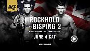 Michael Bisping is hoping to complete his destiny and become the UFC middleweight champion. He'll have to get through champion Luke Rockhold as the two battle for the belt and put an end to their rivalry on June 4 at UFC 199.
