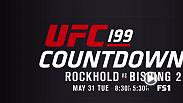 Luke Rockhold makes his first title defense, as Michael Bisping gets his long-awaited shot at the belt. UFC 199 Countdown takes you inside the lives and training camps of these two adversaries. Watch the premiere on May 31 at 8:30pm/5:30pm ETPT on FS1.