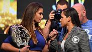 Miesha Tate looks to defend her bantamweight title against Amanda Nunes who believes she has all the skills to earn her the victory.  Be sure you don't miss this fight July 9 on Pay-Per-View at 10pm/7pm ETPT.