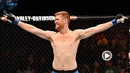 Sam Alvey returns to the Octagon for the first time since last August and he's ready to throw hands. Don't miss Alvey take on Elias Theodorou on Saturday at Fight Night Ottawa.