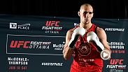 UFC Minute host Lisa Foiles previews the Fight Night Ottawa main event between Rory MacDonald and Stephen Thompson, who are friends outside of the Octagon. But both fighters admitted it will be all business come Saturday.