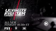 The semifinals are here and a fighter's shocking exit shakes up the tournament. Who will Dana call upon to fill in? Find out on an all-new The Ultimate Fighter tonight at 10:30pm/7:30pm ETPT.