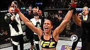No. 4-ranked bantamweight Amanda Nunes faces champion Miesha Tate at UFC 200 and she talks about how her relationship with Nina Ansaroff has helped her reach the top and how she is ready for her chance at UFC gold.