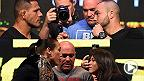Forrest Griffin and Matt Parrino preview the fights w/ rankings implications at IFW in Las Vegas when Rafael Dos Anjos faces Eddie Alvarez meet at Fight Night Las Vegas and Joanna Jedrzejczyk takes on Claudia Gadelha at The Ultimate Fighter Finale.