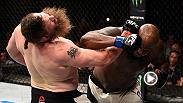 Derrick Lewis won his 16th pro fight on Saturday at Fight Night Las Vegas, but it was his first win by decision. Lewis defeated Roy Nelson by split decision for his fourth consecutive win.