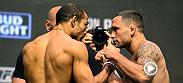 Recap the action from Friday's UFC 200 official weigh-in, feautring stars Frankie Edgar, Miesha Tate, Anderson Silva and more.