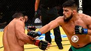 Kelvin Gastelum got back in the winning column after swinging with Johny Hendricks for all three rounds at UFC 200. Gastelum defeated Hendricks by unanimous decision at UFC 200.