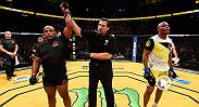 Despite a last-second change in opponent, Daniel Cormier was able to earn a victory at UFC 200. Cormier defeated legend Anderson Silva by unanimous decision.
