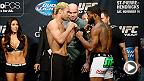 "Tyron Woodley earned a knockout victory against Josh Koscheck at UFC 167. ""Ruthless"" Robbie Lawler looks to defend his Welterweight title against Woodley at UFC 201 in Atlanta, Georgia.  Don't miss the action."