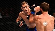 Tony Ferguson won his eighth straight fight at Fight Night Sioux Falls on Wednesday night. Ferguson submitted Lando Vannata in Round 2 for the victory.