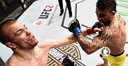 John Lineker won his fifth consecutive fight at Fight Night Sioux Falls on Wednesday night. Lineker knocked out Michael McDonald in Round 1 in the win.