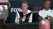 Watch the post-fight press conference from Fight Night Chicago live following the event.